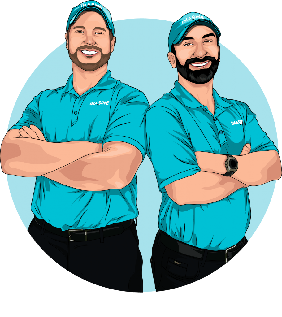 Imagine Maintenance Services Team Members