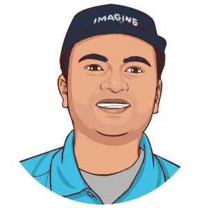 Nitesh Narayan, Imagine Services